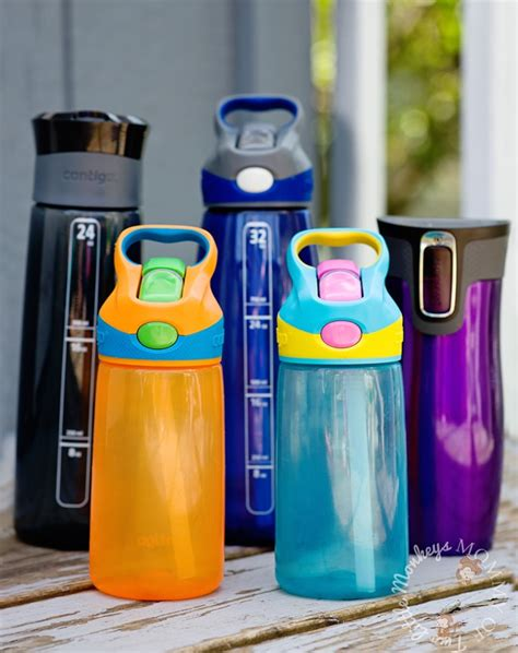 4 Great Contigo Water Bottles To Keep You Hydrated On The Go