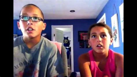 charlie puth old youtube videos 13 year old and 9 year old singing see you again by feat