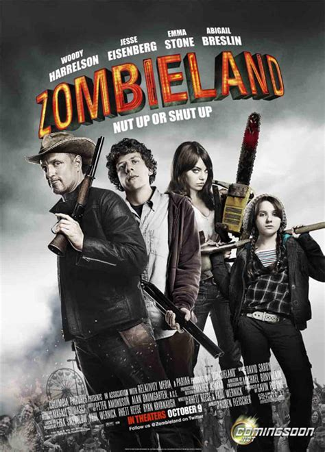 download film zombie comedy zombie films images zombie land poster wallpaper and
