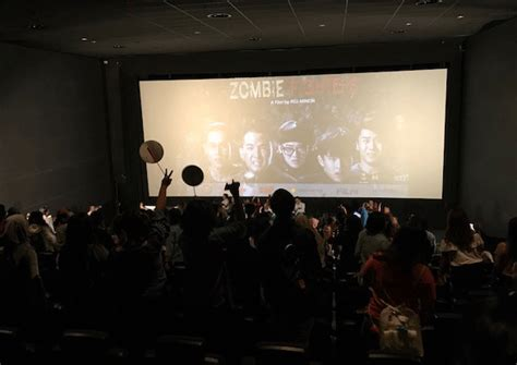 film zombie remaja zombie fighters perpaduan horror komedi dan sedikit