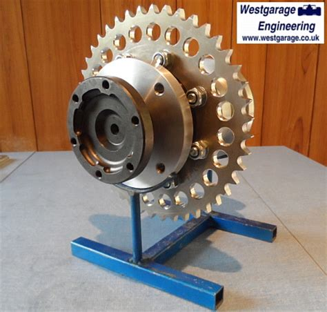 ib5pr, plate & ramp lsd, chain drive differential (with