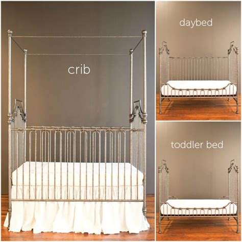 average cost of a baby crib parisian 3 in 1 crib pewter