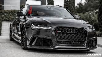 Audi Rs 6 Carbon Audi Rs6 Is One Mad Wagon
