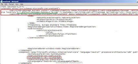 layout modification xml location customising windows 7 deployments part 4 deploy 7