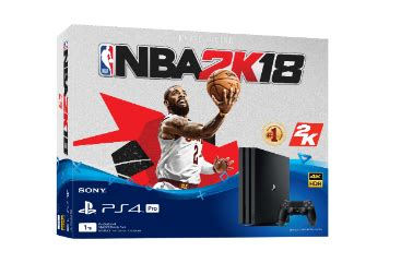 Ps4 Playstation 4 Nba 2k18 ps4 nba2k18 bundle
