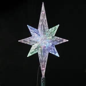 led light polar star tree topper at hayneedle