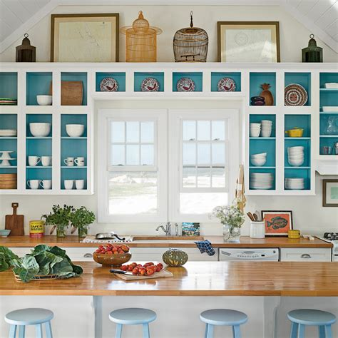 teal kitchen ideas teal painted kitchen cabinets 10 most popular kitchens