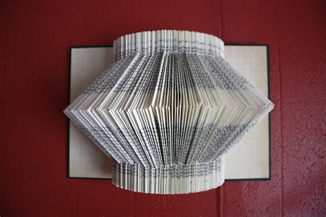 Paper Book Folding - a whimsy willow book tutorial