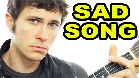 song sad sad song