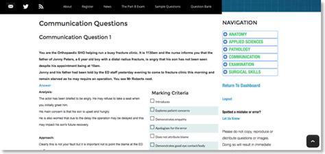 mrcs part b communication skills questions expanded mrcs