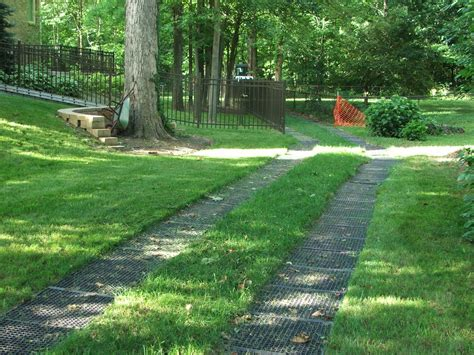 Lawn Protection Mats by Georunner 174 Turf Protection Mats Presto Geosystems