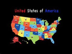 50 states song for 50 states and capitals for