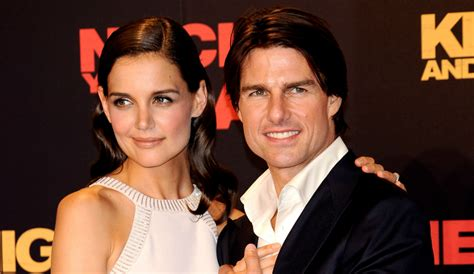 Katie Holmes Discusses Married Life With Tom Cruise