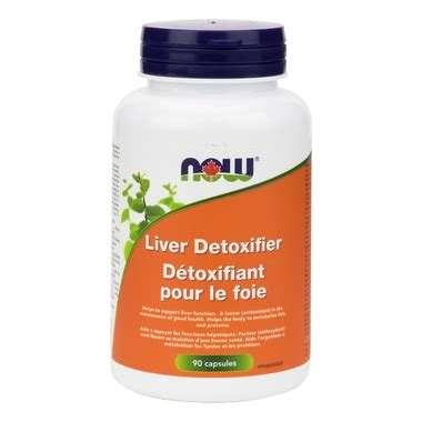 Barleans Liver Detox by Buy Now Foods Liver Detoxifier At Well Ca Free Shipping
