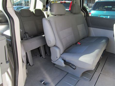Dodge Grand Caravan Interior by 2008 Dodge Grand Caravan Interior Pictures Cargurus