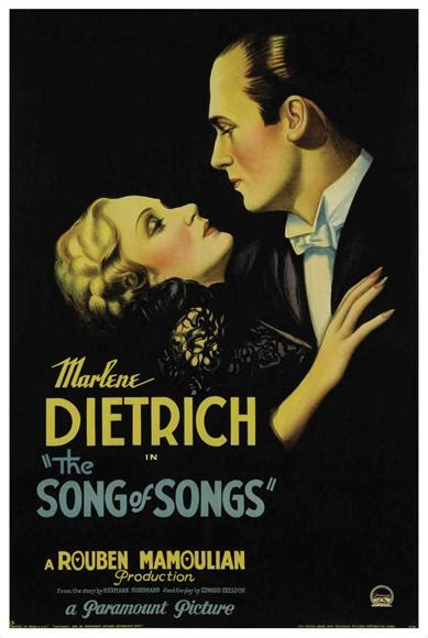 drama film video songs the song of songs movie posters from movie poster shop