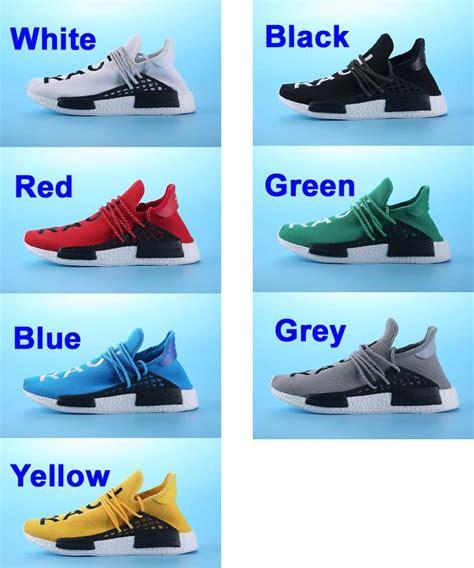 Nmd Human Race Black 11 Original 2017 nmd human race runner boost pharrell s runners and trainers nmd boost running shoes hu