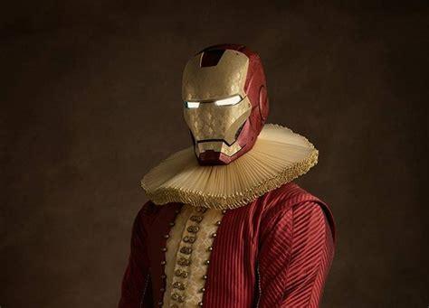 Brillante By Sashe Shop che aspetto avrebbero avuto i supereroi nel 16 176 secolo