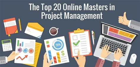 best masters in management programs the top 20 masters in project management degree programs