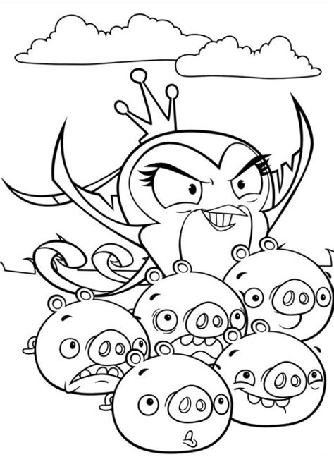 angry birds gale coloring pages kids n fun com 11 coloring pages of angry birds stella