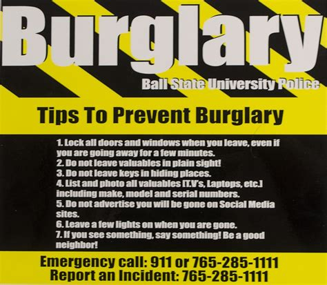 how to secure your home from burglars state daily