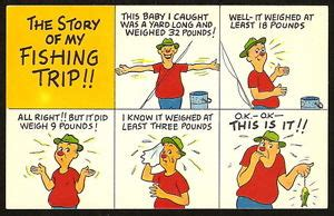 s fishing trip books 1950s comic fishing trip fish story liar lie