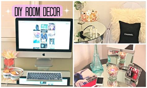 Diy Bedroom Ideas by Diy Room Decor Cute Amp Affordable Youtube