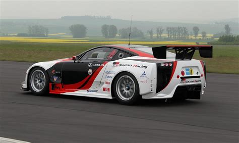 Lexus Lfa Production by Production Derived Lexus Lfa Preparing For Nurburgring 24h