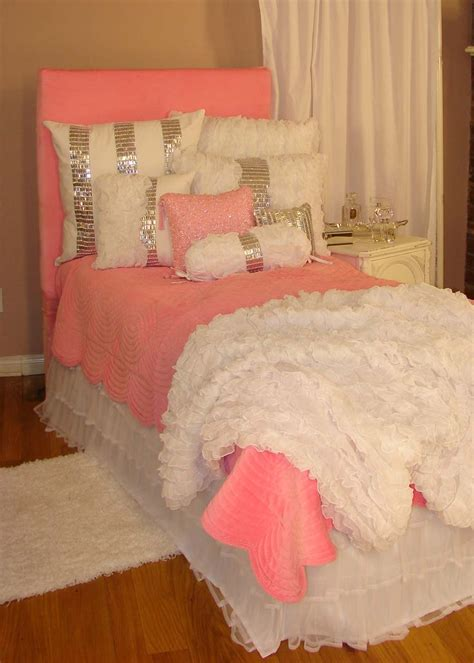comforter for girls 25 best ideas about pink bedding set on pinterest pink