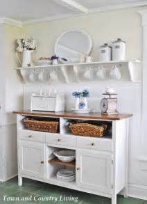 my farmhouse kitchen town amp country living