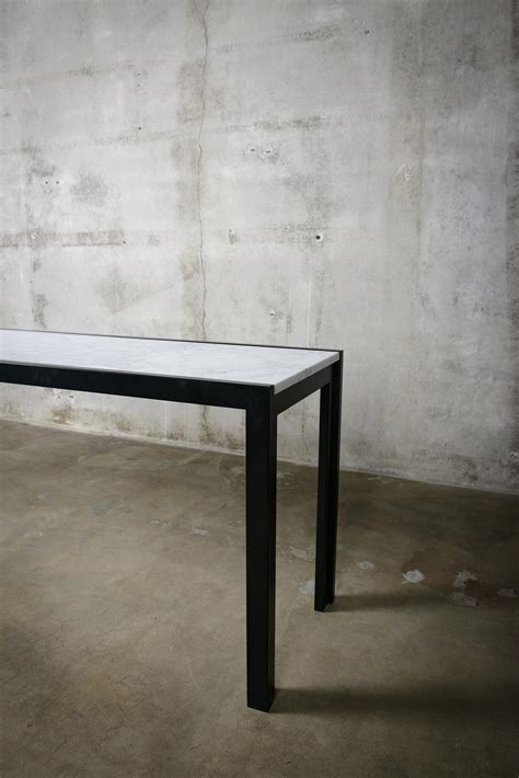 Marble Top Console Jf Chen