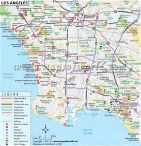 zip code map for los angeles map travel