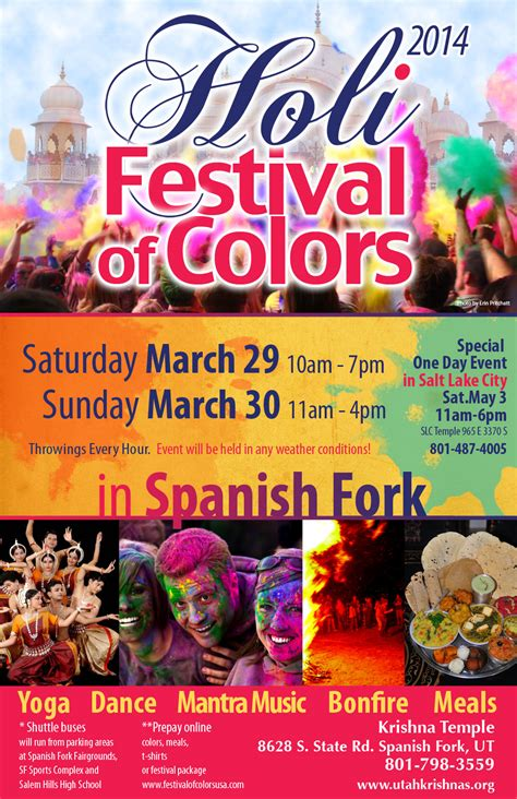 color festival fork ben leinbach will perform live at the festival of colors