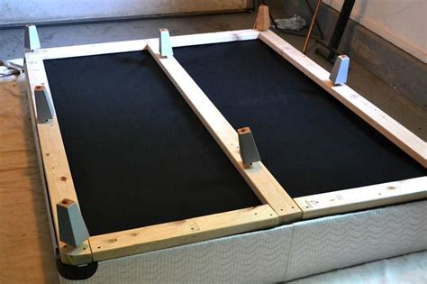 Bed Frame Leg Covers 17 Best Ideas About Diy Bed Frame On Pinterest Diy Bed Bed Ideas And Pallet Platform Bed