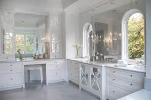 mirrored bathroom vanity contemporary bathroom caden