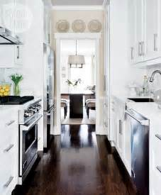 White Galley Kitchen Designs 47 Best Galley Kitchen Designs Decoholic
