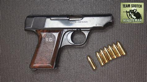 25er Auto by Rohm Rg 42 25 Auto Pistol Review