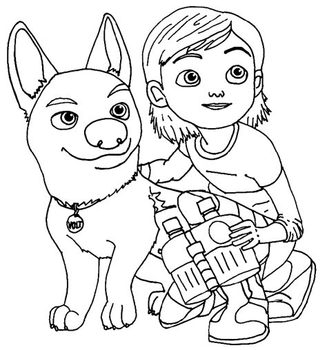 coloring pages of bolt the bolt coloring pages to print coloring home