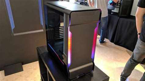 phanteks redesigned evolv  case  mounts   ssds