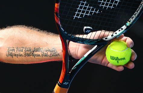 wawrinka tattoo quiz whose tennis is that tennismash