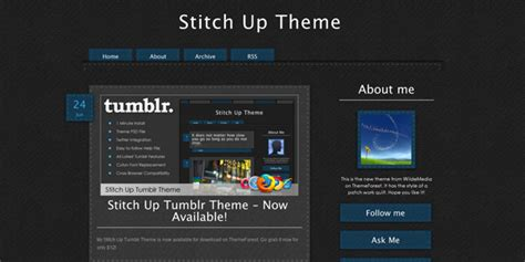 themes tumblr original 15 th 232 mes tumblr avec un web design original et de qualit 233