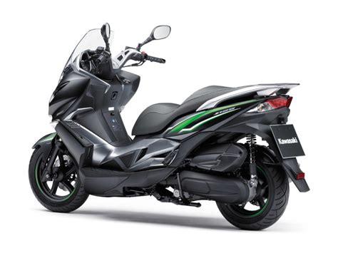 Kawasaki Scooters by Kawasaki Unveils J125 Scooter Motor Trader Bikes News