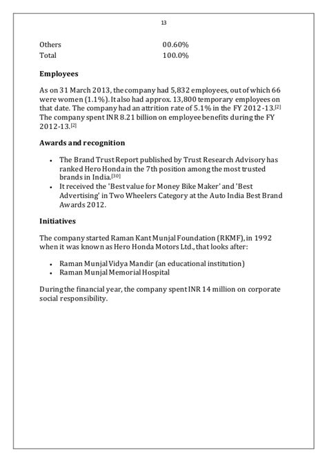 Mba 4th Sem Project Report In Finance by Research Project Report On 4th Sem Of Mba