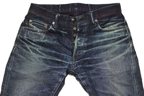 Blue Japan Fade Friday Blue Japan Xx 007 3 Years Washes Unknown