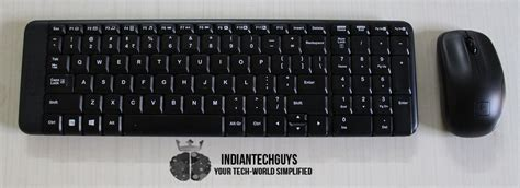 Keyboard Logitech K220 logitech mk220 wireless keyboard mouse review