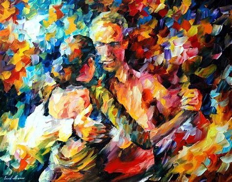popular artwork leonid afremov on canvas palette knife buy original paintings artist