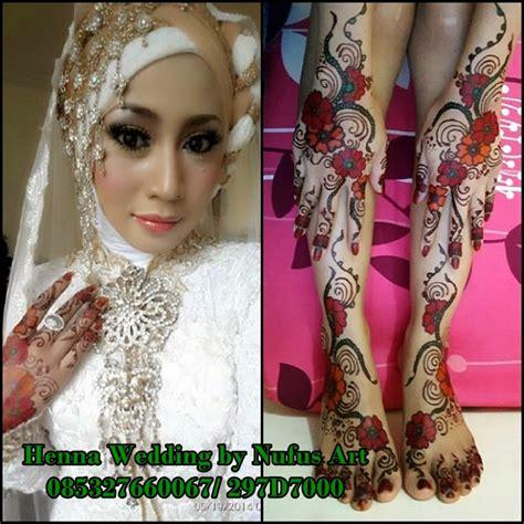 henna natural  henna instant  pernikahan