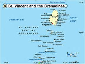 map st vincent and the grenadines vincent and the grenadines map quotes