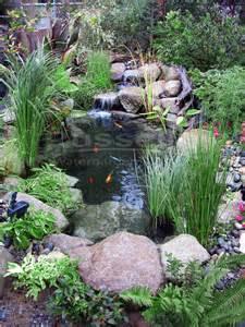 backyard small pond small pond filter ahi hydro vortex waterfall filter