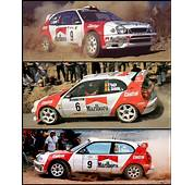 Scalextric C2178 Toyota Corolla WRC  45 V Rally Brundle